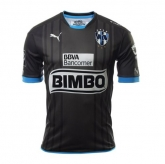 2016 Monterrey Away Black Soccer Jersey Shirt