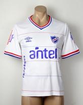16-17 Club Nacional de Football Home Jersey Shirt