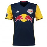16-17 Red Bulls Away Navy Jersey Shirt