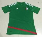 2016 Algeria Away Green Soccer Jersey Shirt
