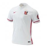 16-17 Urawa Red Diamond Away White Jersey Shirt