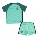 2016 Portugal Away Green Jersey Shirt