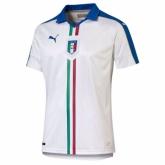 2016 Italy Away White Soccer Jersey Shirt