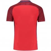 2016 England Away Red Jersey Shirt(Player Version)