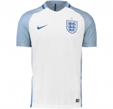 2016 England Home White Jersey Shirt(Player Version)
