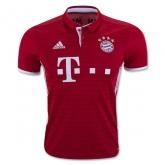 16-17 Bayern Munich Home Jersey Shirt