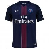 16-17 PSG Home Soccer Jersey Shirt