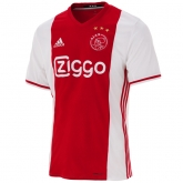 16-17 Ajax Home Soccer Jersey Shirt