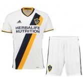 16-17 La Galaxy Home Soccer Jersey Kit(Shirt+Short)