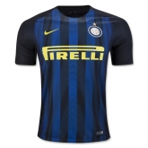 16-17 Inter Milan Home Soccer Jersey Shirt