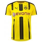 16-17 Borussia Dortmund Home Soccer Jersey Shirt