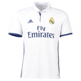 16-17 Real Madrid Home Soccer Jersey Shirt
