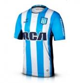 16-17 Racing Club de Avellaneda Home Jersey Shirt