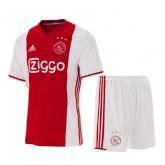 16-17 Ajax Home Soccer Jersey Kit(Shirt+Short)