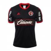 16-17 Club Tijuana Away Black Soccer Jersey Shirt