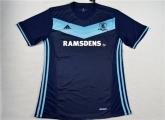 16-17 Middlesbrough Away Navy Soccer Jersey Shirt