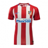16-17 Atletico Madrid Home Soccer Jersey Shirt(Player Version)