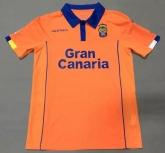 16-17 UD Las Palmas Away Orange Jersey Shirt