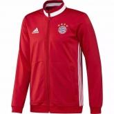 16-17 Bayern Munich Red Training Jacket