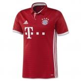 16-17 Bayern Munich Home Jersey Shirt(Player Version)