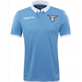 16-17 Lazio Home Blue Soccer Jersey Shirt