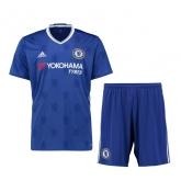 16-17 Chelsea Home Soccer Jersey Kit(Shirt+Short)