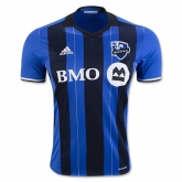 16-17 Montreal Impact Home Soccer Jersey Shirt