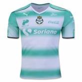 16-17 Santos Laguna Home Soccer Jersey Shirt