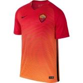 16-17 Roma Third Away Orange Children's Jersey Kit(Shirt+Short)