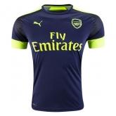 16-17 Arsenal Third Away Navy Soccer Jersey Shirt
