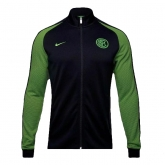 16-17 Inter Milan Black&Green N98 Track Jacket