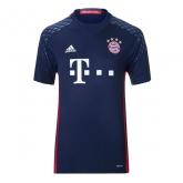 16-17 Bayern Munich Navy Goalkeeper Jersey Shirt