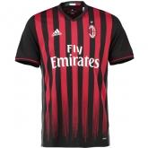 16-17 AC Milan Home Soccer Jersey Shirt