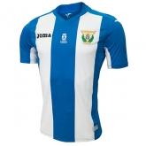 16-17 CD Leganés Home Soccer Jersey Shirt