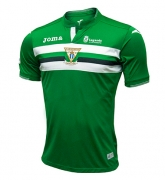 16-17 CD Leganés Away Green Soccer Jersey Shirt