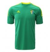 16-17 Cádiz CF Away Green Soccer Jersey Shirt
