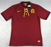 16-17 Club America 100-Yeas Red Anniversary Jersey Shirt