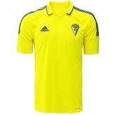 16-17 Cádiz CF Home Soccer Jersey Shirt