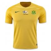 2017 South Africa Home Soccer Jersey Shirt