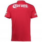 16-17 Deportivo Toluca Home Red Jersey Shirt