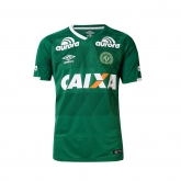 16-17 Chapecoense de Futebol Home Jersey Shirt