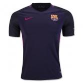 16-17 Barcelona Away Deep Purple Soccer Jersey Shirt