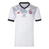 16-17 Bayren Munich White Training Shirt