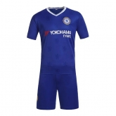 16-17 Chelsea Home Jersey Kit(Without Logo)
