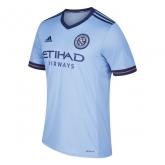 17-18 New York City Home Soccer Jersey Shirt