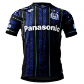 17-18 Gamba Osaka Home Soccer Jersey Shirt