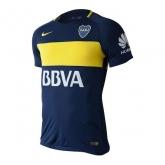 2017 Boca Juniors Home Navy Soccer Jersey Shirt