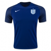 2017 England Third Away Navy Jersey Shirt