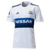 17-18 Yokohama F Marinos Away White Soccer Jersey Shirt