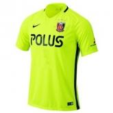17-18 Urawa Red Diamond Away Green Jersey Shirt